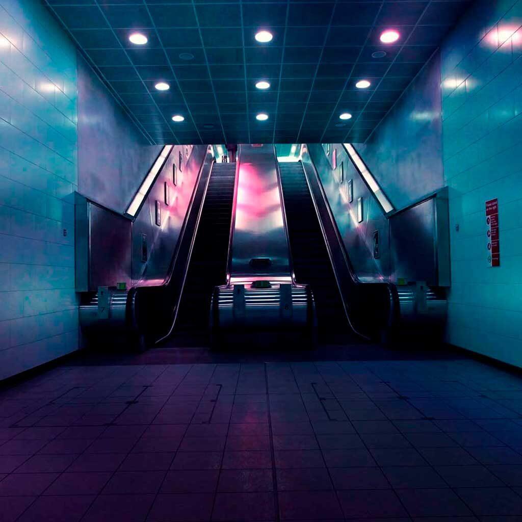Elevadores e Escadas Rolantes